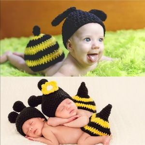 Other - NEWBORN PHOTO PROP BUMBLE BEE